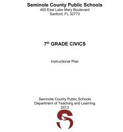 7th Grade Civics - Seminole County Schools [ 1024 x 791 Pixel ]