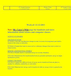 Mr. Carey's Lesson Plans 2011-2012 [ 1024 x 791 Pixel ]