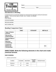 also bonding worksheet rh studylib