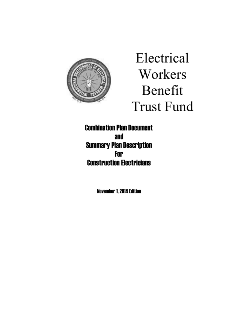 ELECTRICAL WORKERS BENEFIT TRUST FUND