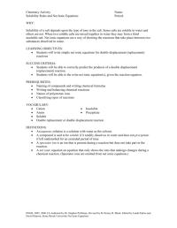 Net Ionic Equation Worksheet 2 Answer Key - Tessshebaylo