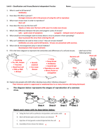 worksheet. Virus And Bacteria Worksheet. Grass Fedjp ...
