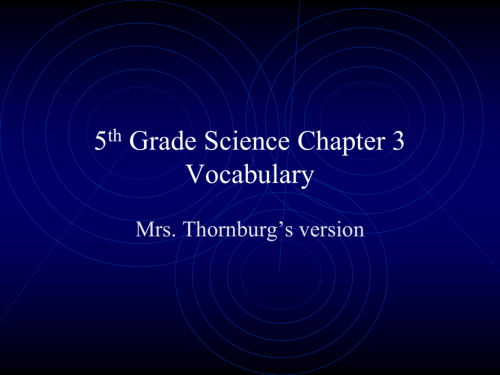 small resolution of 5th Grade Unit 2 Vocabulary