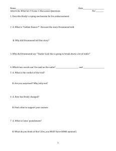 Inherit the Wind Act 3 Questions