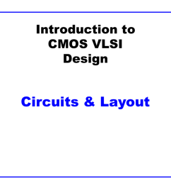 stick diagram cmo inverter [ 1024 x 768 Pixel ]