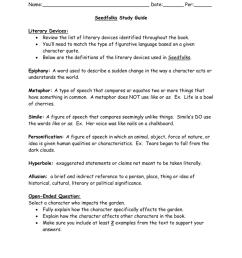 Seedfolks Study Guide [ 1024 x 791 Pixel ]
