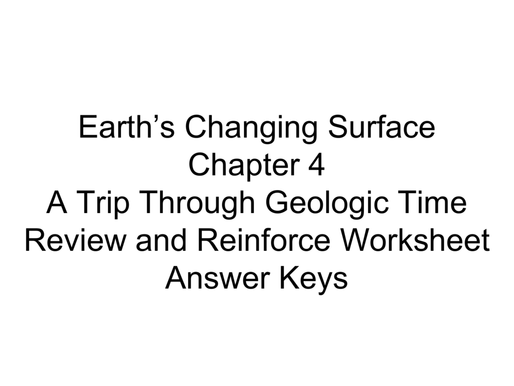 Earth S Waters Section 1 1 Review And Reinforce P 17 1