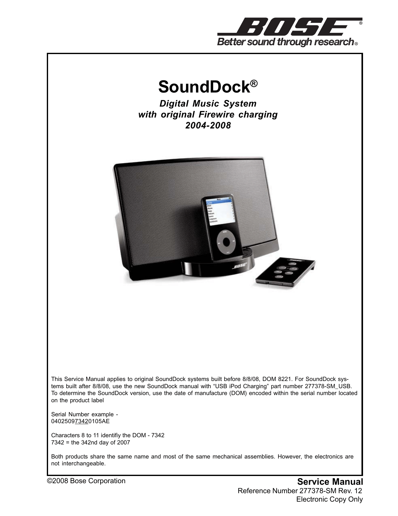 hight resolution of bose sounddock wiring diagram