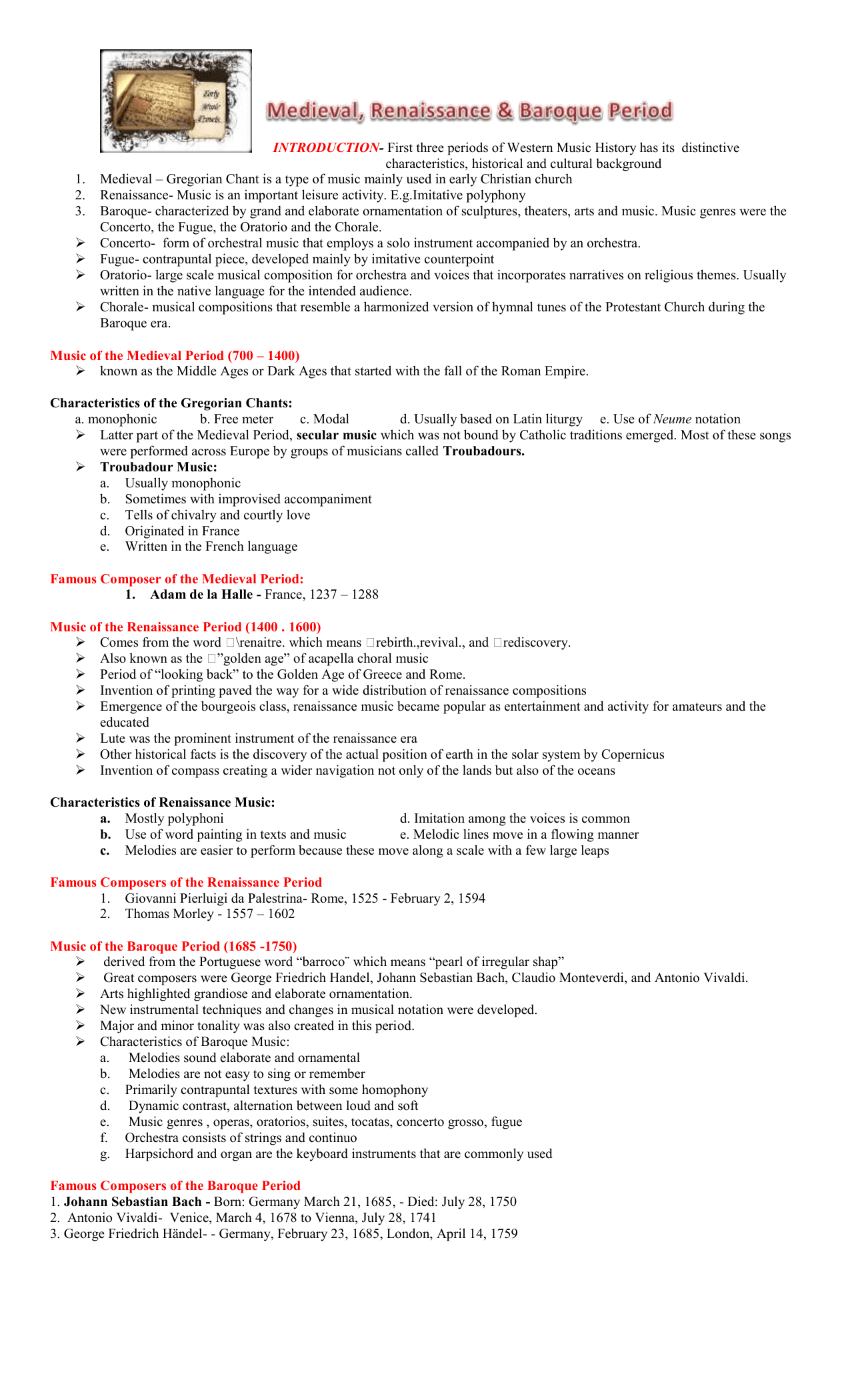 hight resolution of Grade 9 First Grading Outline Topic in MAPEH