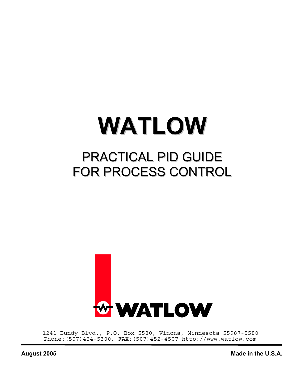 pid practical guide