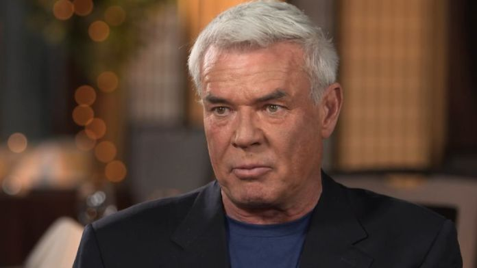 Eric Bischoff in WWE