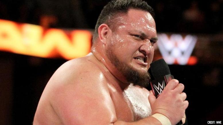 Samoa Joe está lesionado