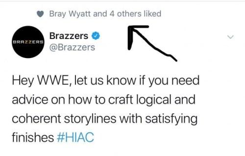 WWE y Brazzers