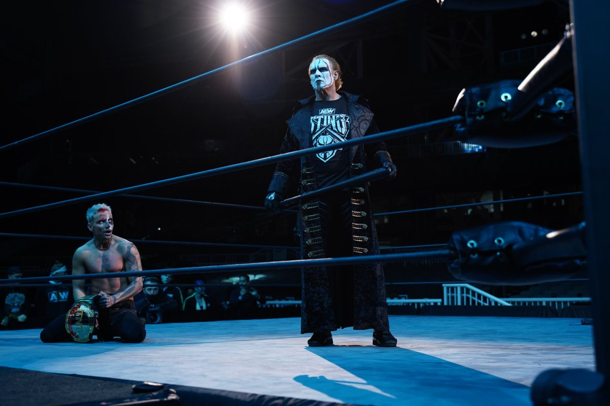 ÚLTIMA HORA: Sting luchará en AEW Revolution | Superluchas