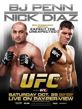 UFC 137: Penn vs. Diaz – Cobertura de Pesajes | Superluchas