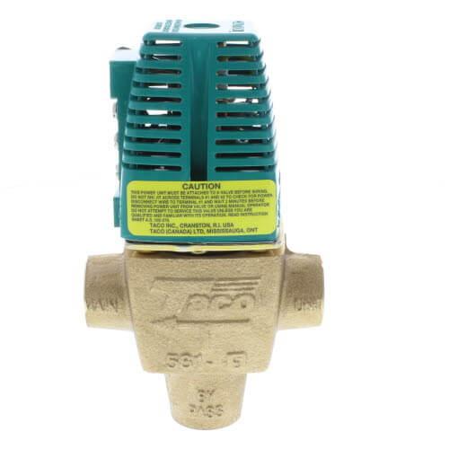 3 way zone valve 01 subaru forester wiring diagram 561-5 - taco 3/4
