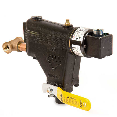 steam boiler wiring diagram whelen siren 149400 - mcdonnell & miller 67, float type low water cut-off (steam)