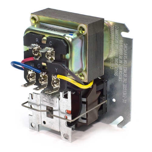 Mains Voltage Thermostat With 2 Wire Connection Thermostat Earth