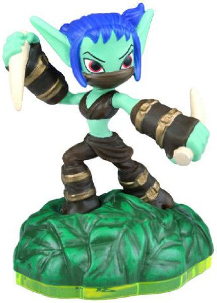 Skylanders Spyros Adventure Character Pack Stealth Elf Games