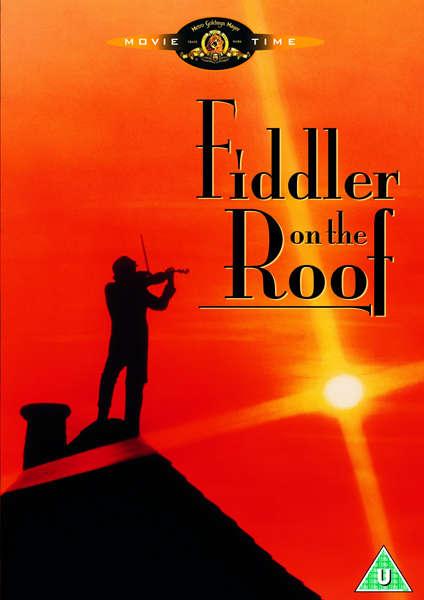 Fiddler on the Roof DVD  Zavvi