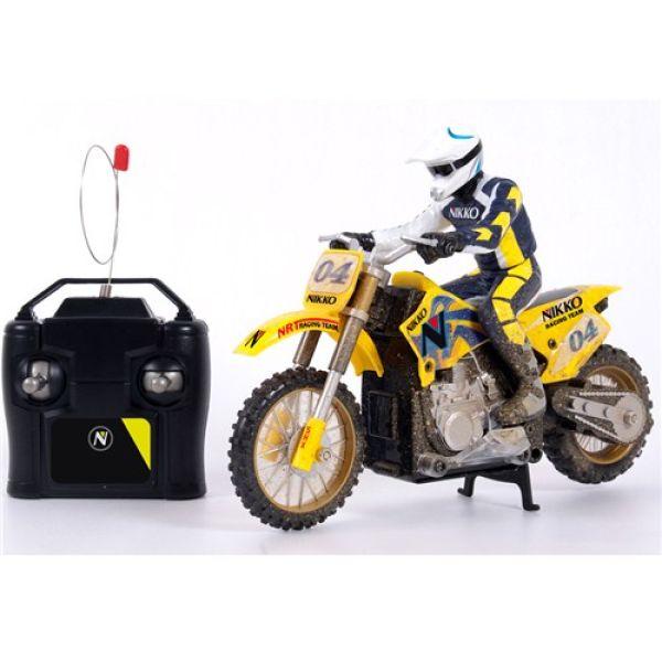 Nikko Remote Control Cross Bike IWOOT