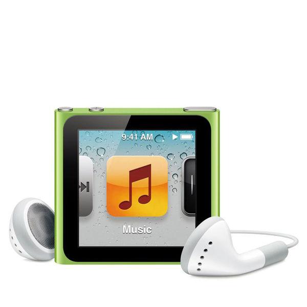Apple iPod Nano 8GB  Green 6th Generation Electronics