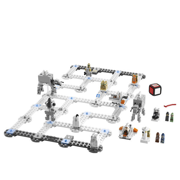 LEGO Games: Star Wars The Battle Of Hoth (3866) Toys