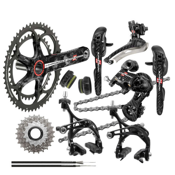 Campagnolo Super Record 2011 11-Speed Groupset