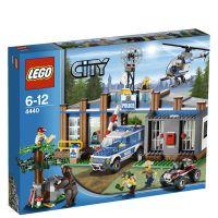 LEGO City: Police Forest Police Station (4440) Toys   Zavvi