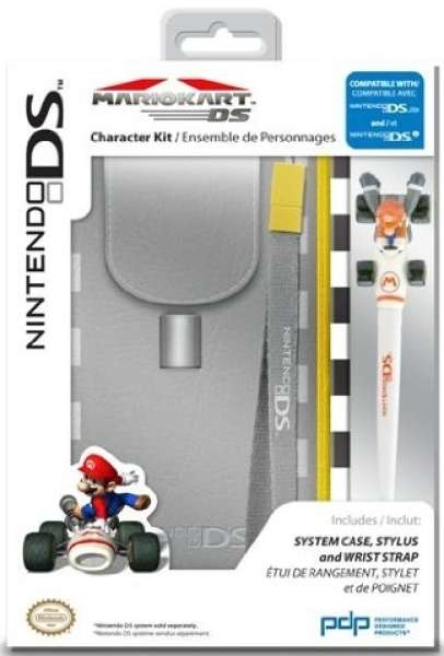 Nintendo Licensed Super Mario Character Kit Mario Kart
