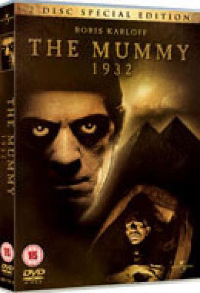 The Mummy 1932 Special Edition DVD Zavvi