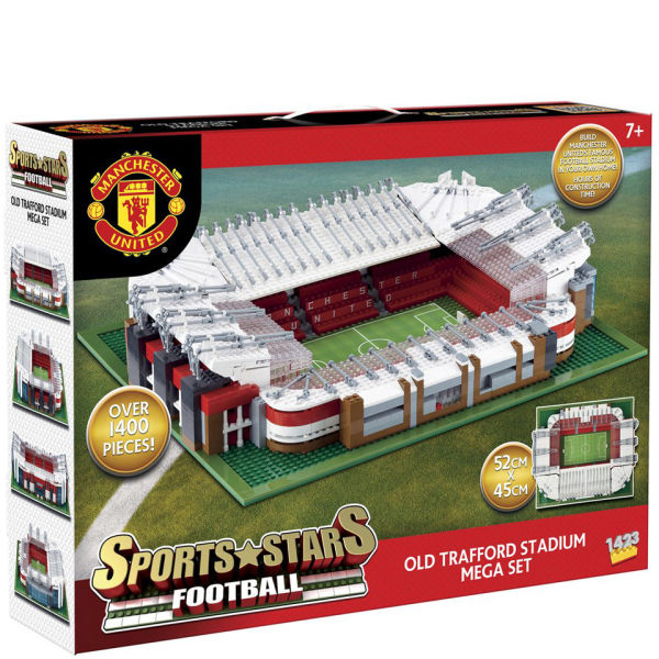 Character Building Old Trafford Sports Stars Stadium