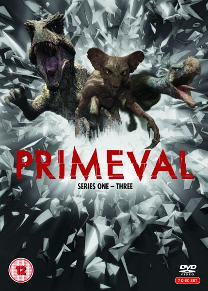 Primeval  Series 13 DVD  Zavvi