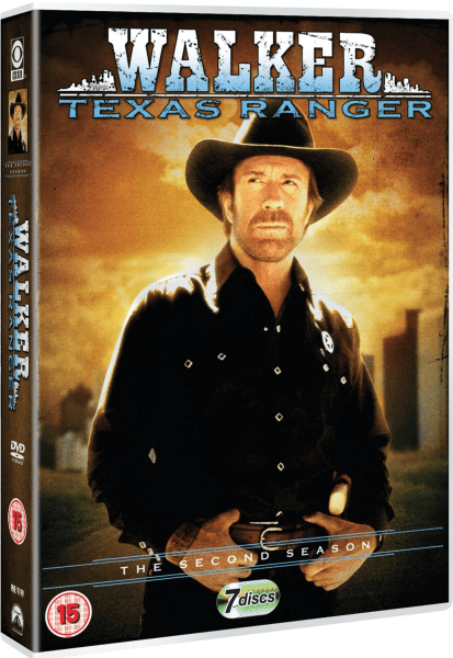 Walker Texas Ranger Series 2 DVD