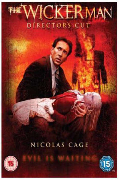 The Wicker Man 2006 DVD  Zavvi