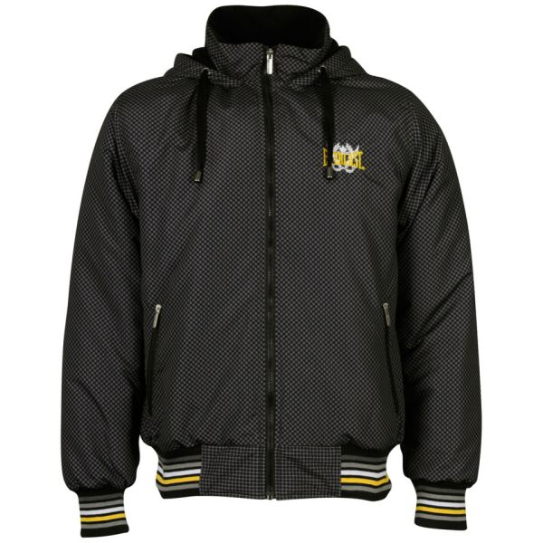 Yellow Jackets Black Men Outfit