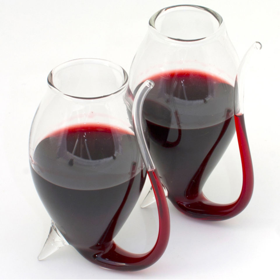 Port Sipper Glasses by Bar Originale 2 Pack  IWOOT