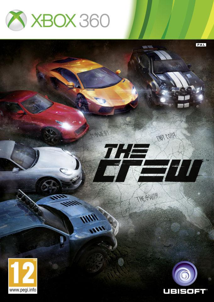 The Crew Xbox 360 Zavvi