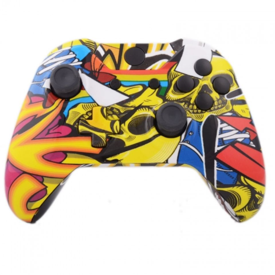 Xbox One Wireless Custom Controller Graffiti Edition