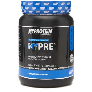myprotein pre workout