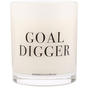 Damselfly Goal Digger Candle 300g