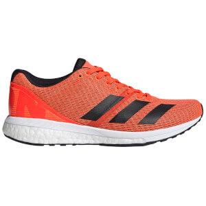 adidas Women's Adizero Boston 8 Running Shoes - Red