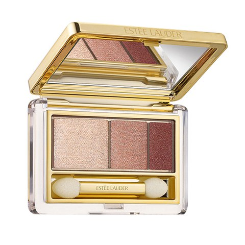 Estée Lauder Pure Color Instant Intense Eye Shadow Trio 2g in Beach Metals