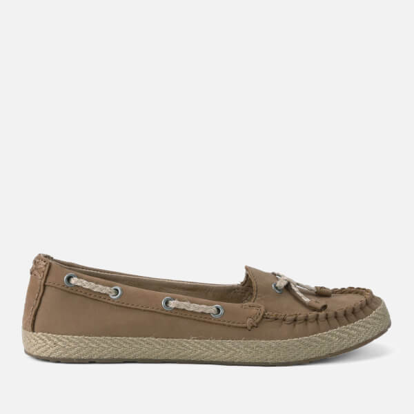 Ladies Leather Slip On Shoes Uk