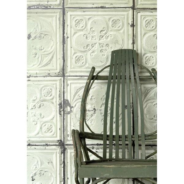 NLXL Brooklyn Tins Wallpaper by Merci - TIN-05: Image 11