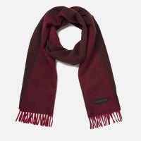 PS by Paul Smith Men's Flag Scarf - Red