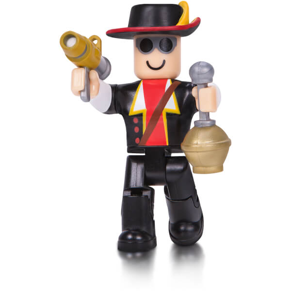 ROBLOX Legends Of ROBLOX 6 Pack Figures Toys Zavvi