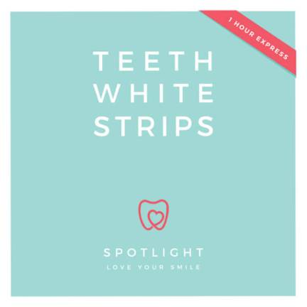 Spotlight Teeth White Strips