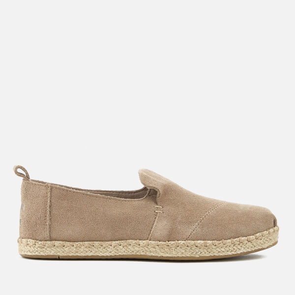 Deconstructed Espadrilles