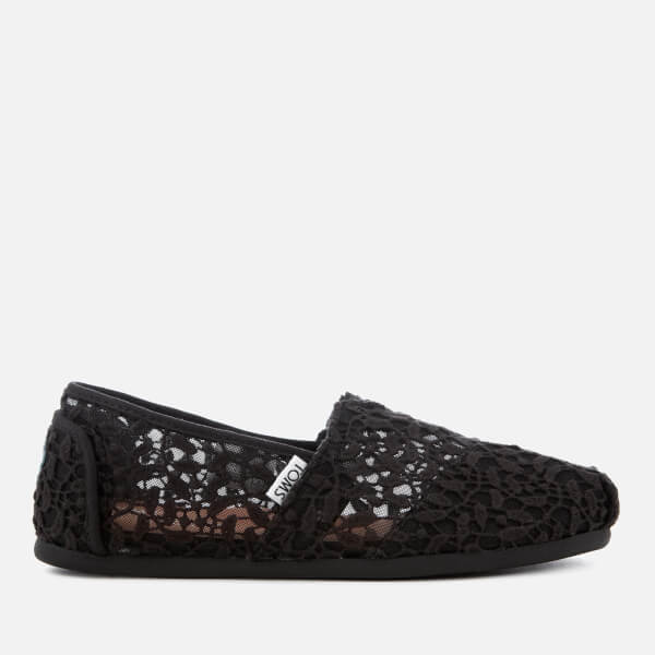 TOMS Alpargata Canvas Slip-On